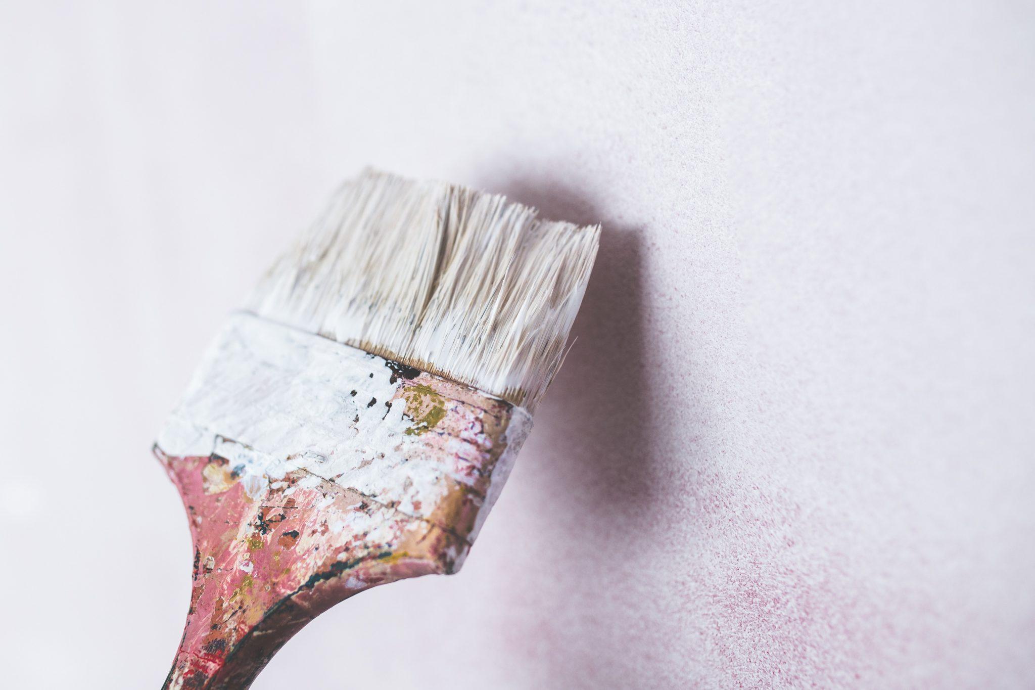 peinture pinceau