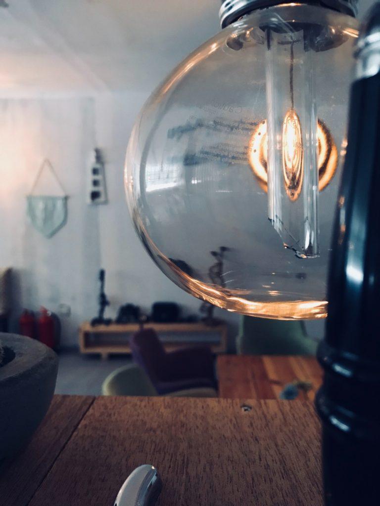 ampoule salon