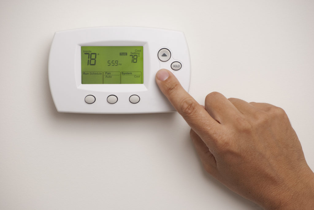 thermostat main